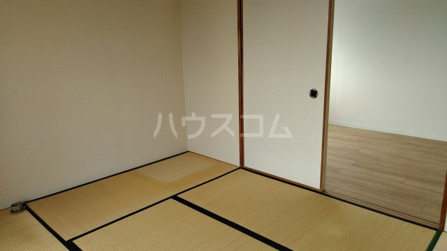 浅野ビル 6B号室のベッドルーム