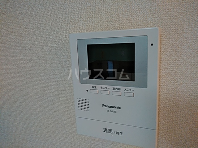 等々力フラワーガーデン 108号室のセキュリティ