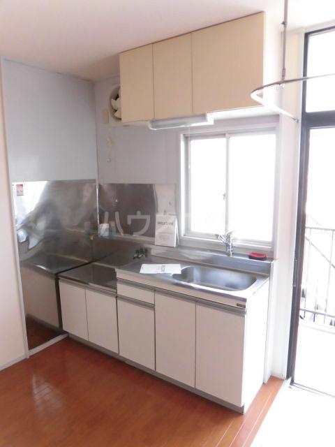 コーポミユキ 203号室のキッチン