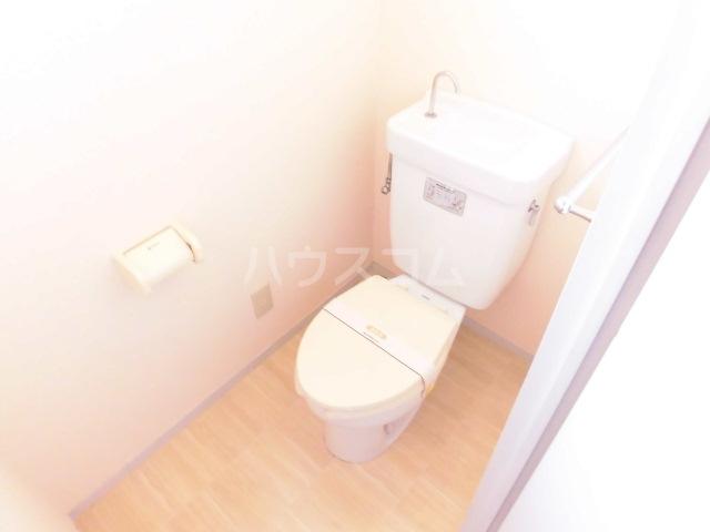 コーポミユキ 203号室のトイレ