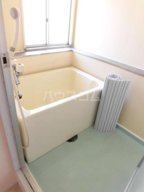 コーポミユキ 203号室の風呂
