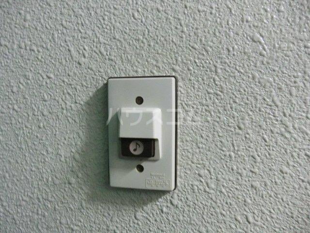 下坂ハイツ 1A号室のセキュリティ