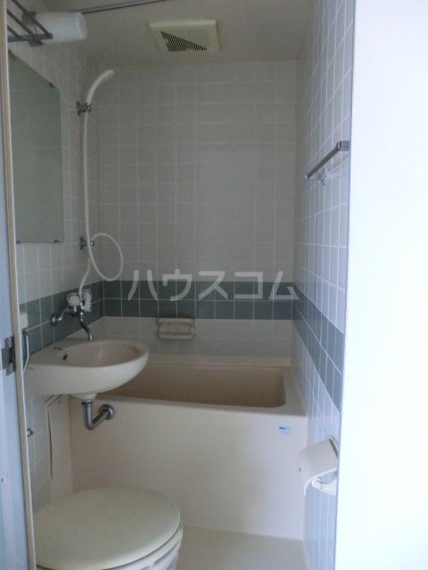 下坂ハイツ 1A号室の風呂