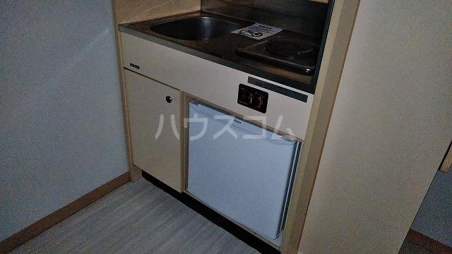 下坂ハイツ 1C号室のキッチン