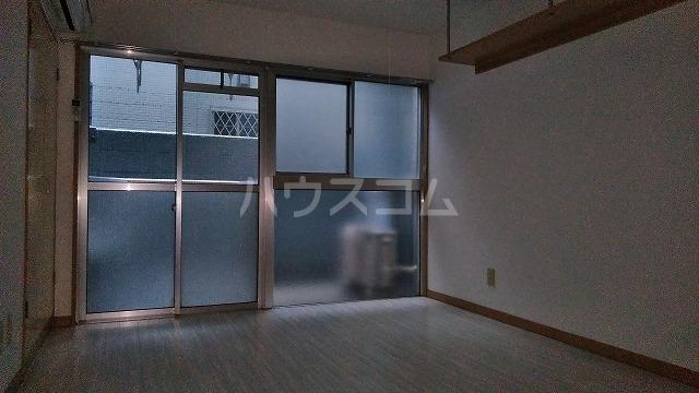 下坂ハイツ 1C号室のベッドルーム