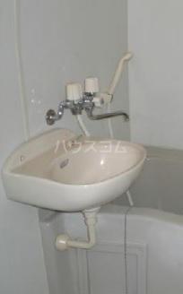 レオパレス桂Ⅱ 207号室の洗面所