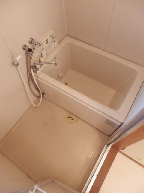 グリーンカーサ坂野 102号室の風呂