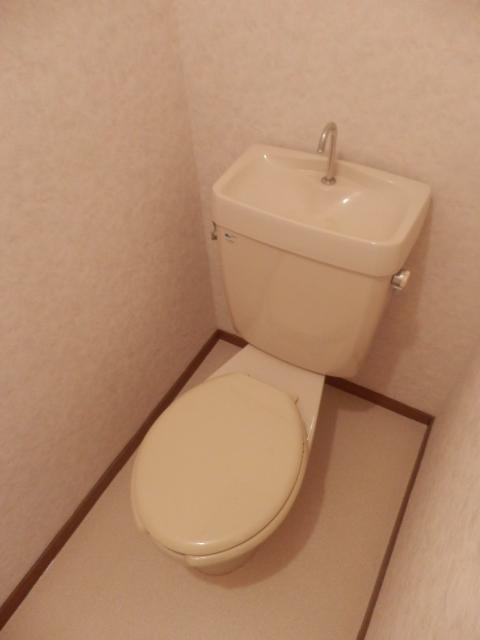 グリーンカーサ坂野 102号室のトイレ