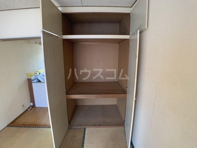 伊藤ハイツ 201号室の収納