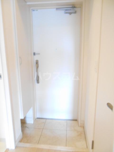 アビティ用賀 102号室の玄関