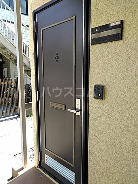 セジュール経堂1 101号室の玄関
