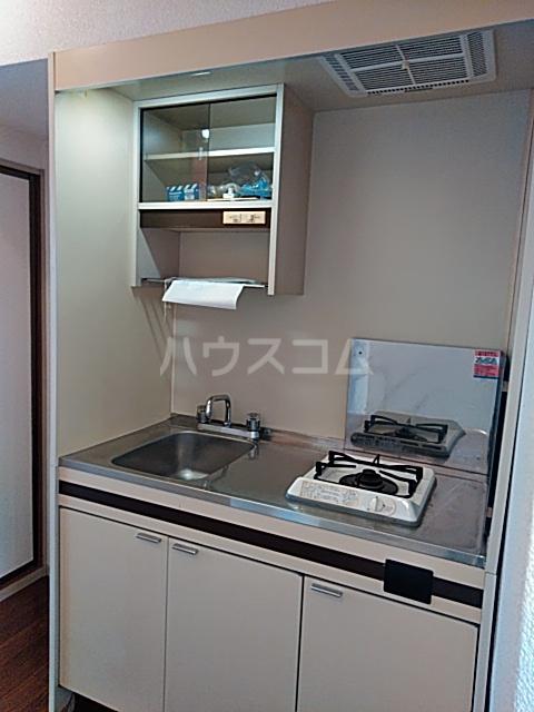 セジュール経堂1 101号室のキッチン
