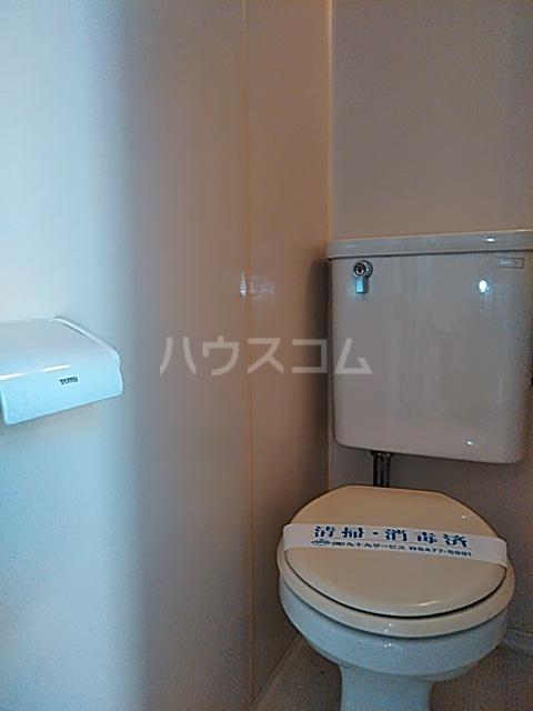 セジュール経堂1 101号室のトイレ