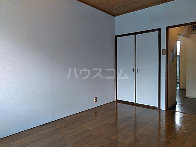 セジュール経堂1 102号室のベッドルーム