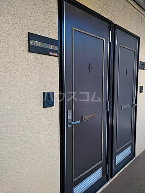 セジュール経堂1 102号室の玄関