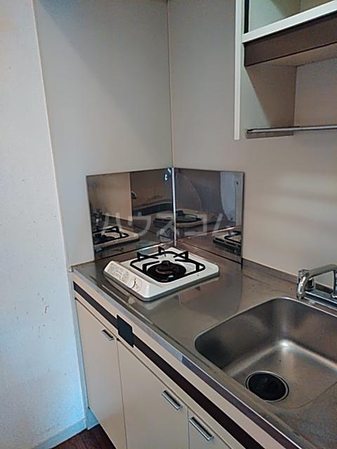 セジュール経堂1 102号室のキッチン