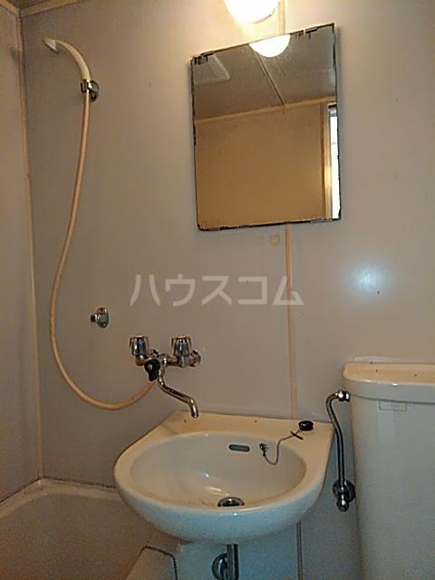 セジュール経堂1 102号室の洗面所