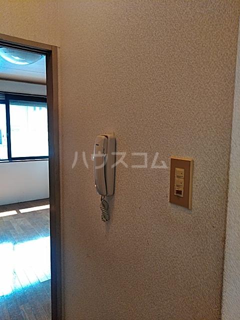 セジュール経堂1 102号室のセキュリティ
