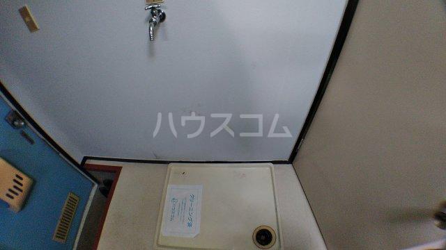 コーポ松本 102号室のキッチン