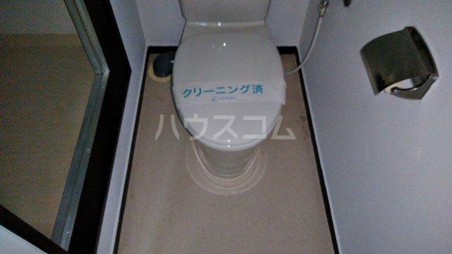 コーポ松本 102号室のトイレ