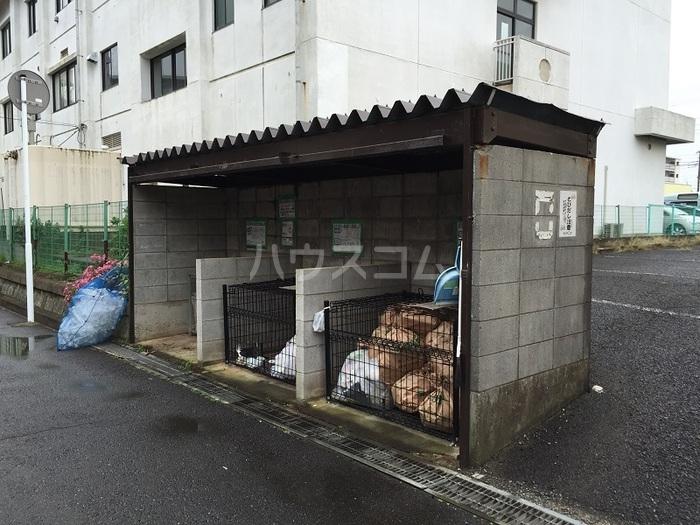 神取ハイツ 202号室の収納