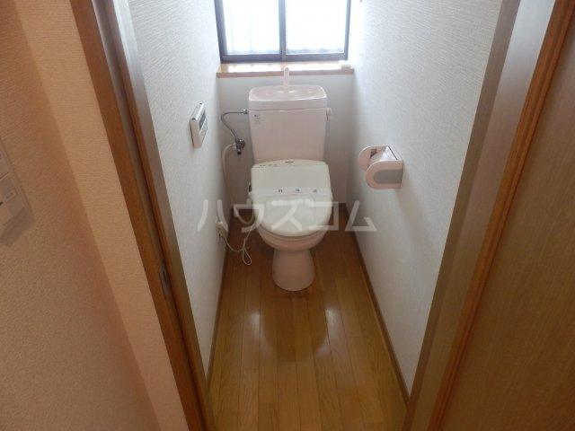 大清水・樫木邸のトイレ