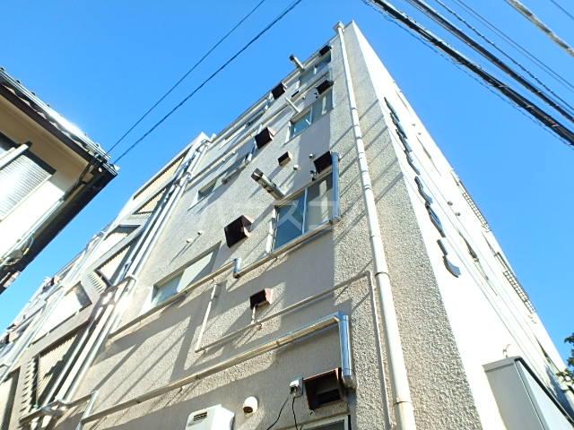 湯浅マンション 402号室の外観