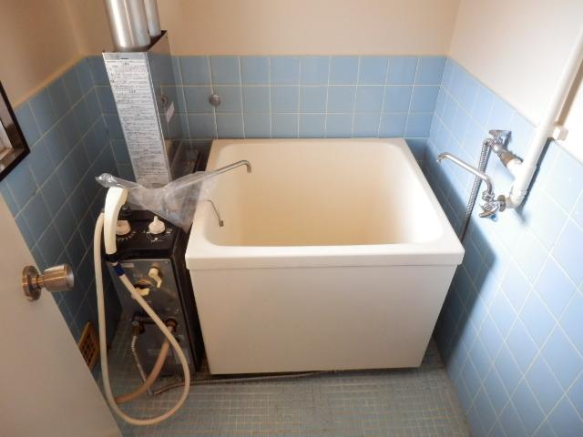 湯浅マンション 402号室の風呂