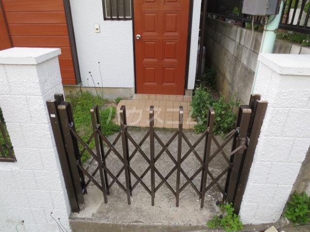 大穴北4丁目大木様戸建ての玄関