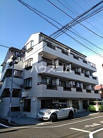 熊谷マンションの外観