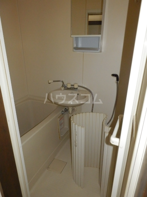 ベルコリーヌⅢ 206号室の風呂