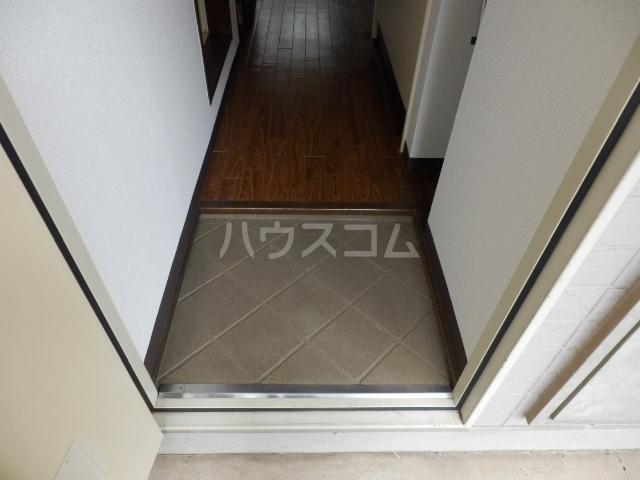 ベルコリーヌⅢ 206号室の玄関