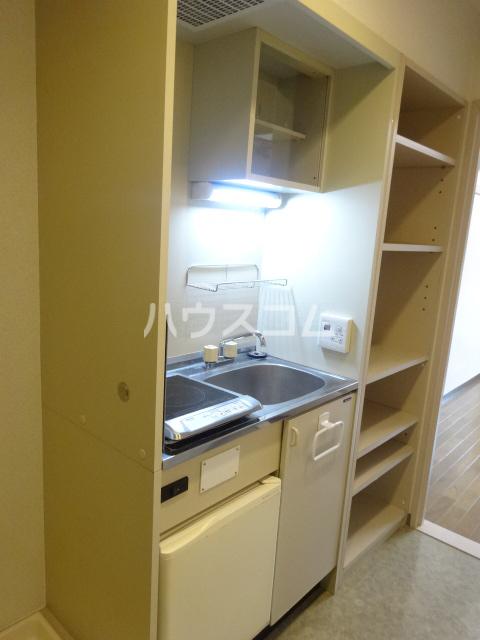 リヴェールビッグパイン 701号室のキッチン