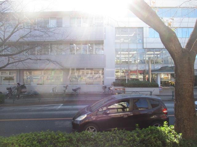 マ・メゾン 101号室の景色