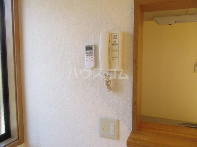 マ・メゾン 101号室のセキュリティ