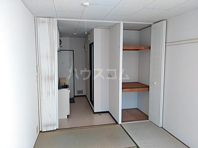ユースハイム 102号室の居室