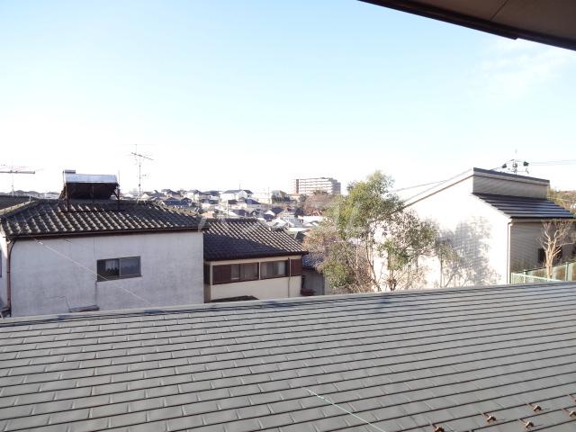 松籟荘 C号室の景色