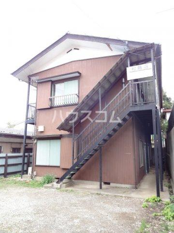 松籟荘 C号室の外観