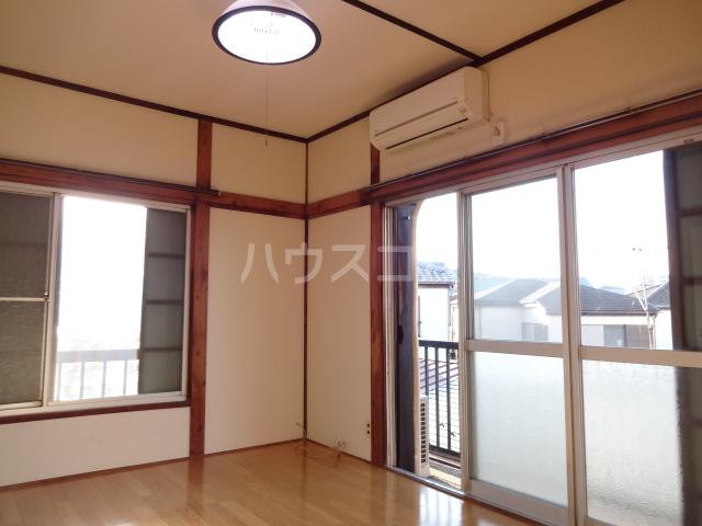 松籟荘 C号室の居室