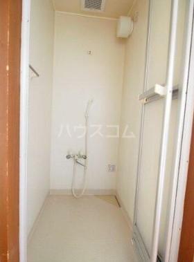 四之宮荘2 206号室の風呂