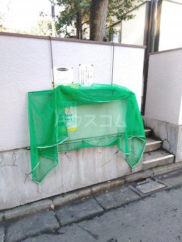 浅見荘 7号室のトイレ