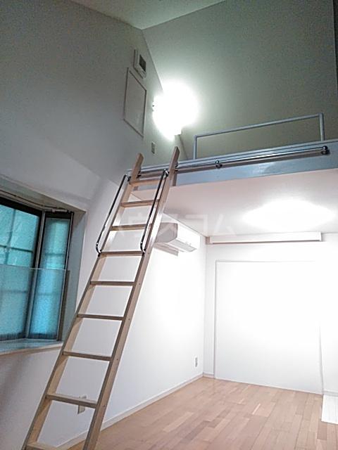 プラムヒルズ 105号室の収納