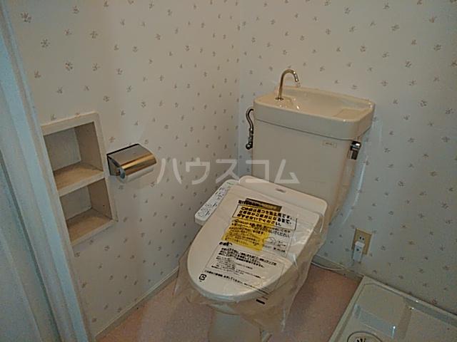 プラムヒルズ 105号室の洗面所