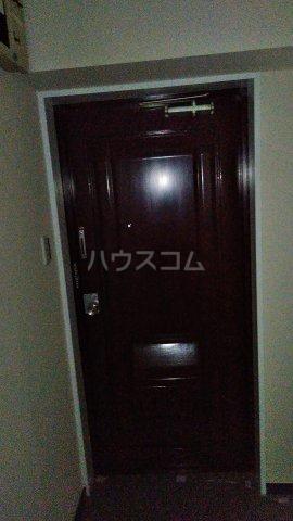 神谷ハイツ 2B号室の玄関