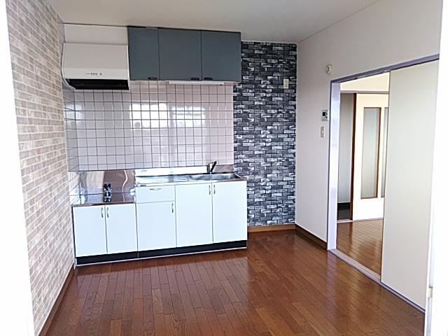 ヴィラウエノ 401号室のベッドルーム