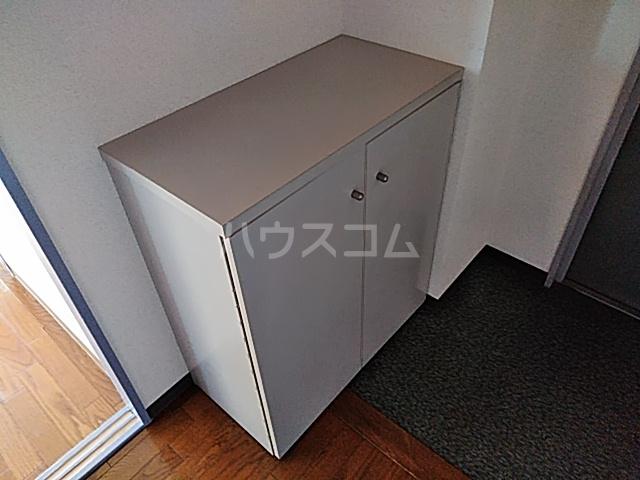 ヴィラウエノ 401号室の居室