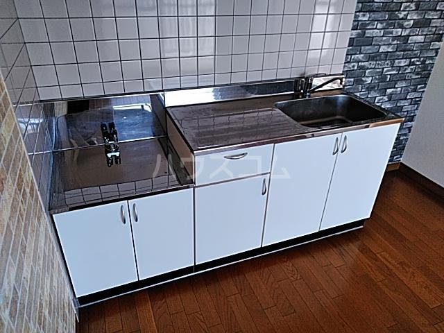 ヴィラウエノ 401号室のキッチン