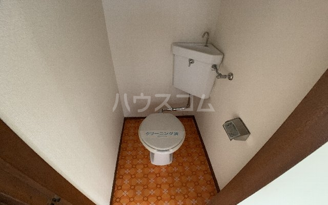 津田沼ハイツ 103号室のトイレ
