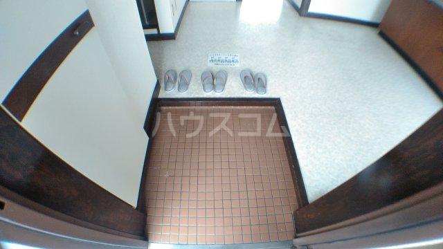 キャピタルステイ 407号室の玄関