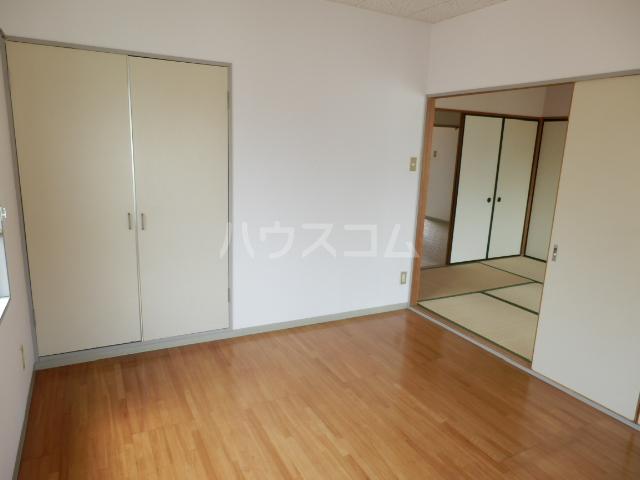 パールハイツ吉野A棟 202号室のトイレ
